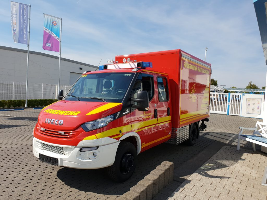 GW-L 1 auf Basis Iveco Daily FW Hattersheim