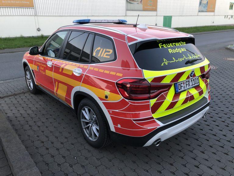 BMW X3  Xdrive Kdow FW Rodgau